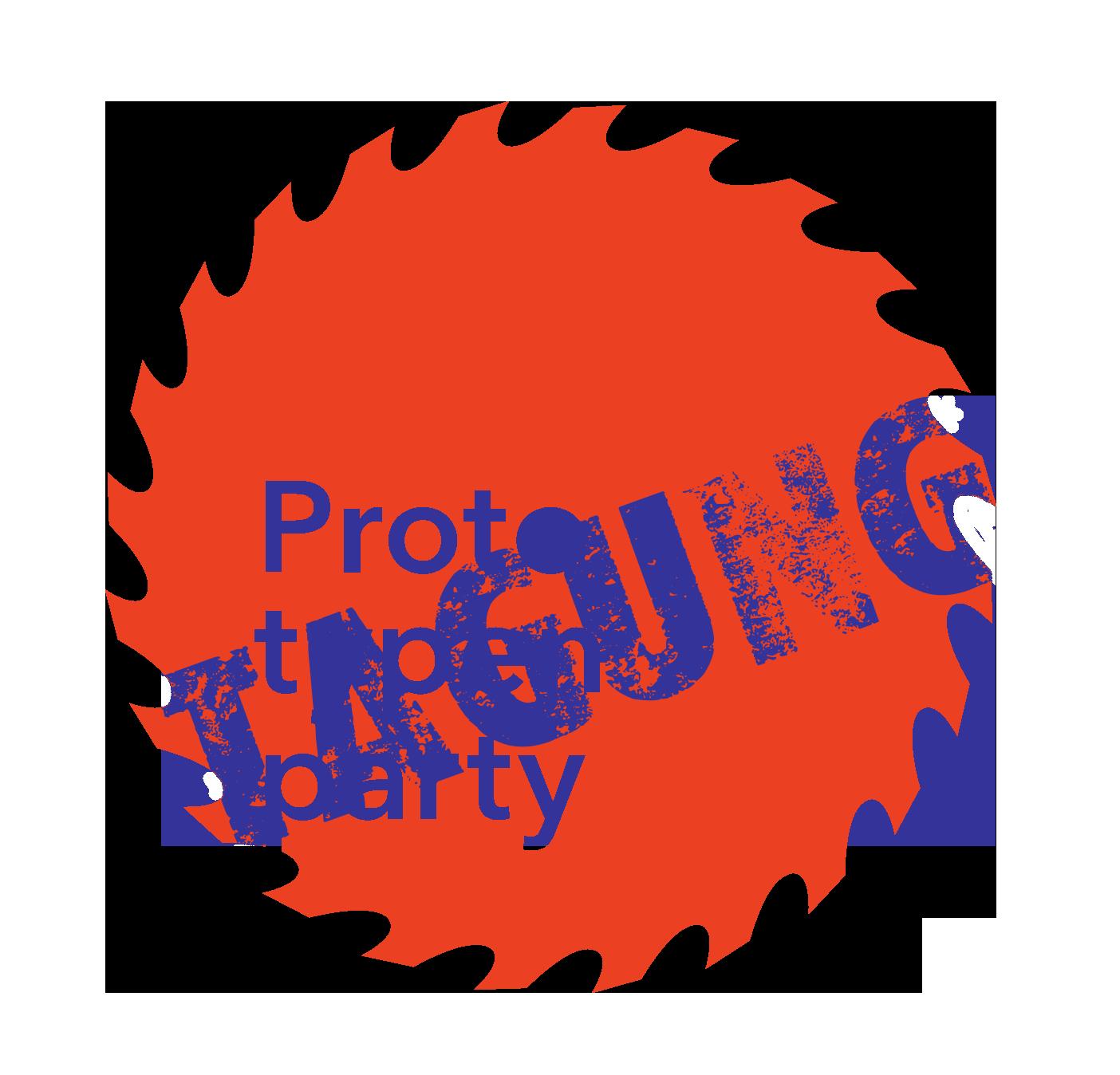Logo der Prototypenparty